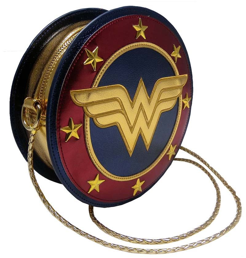 Wonder Woman Shield Bag - Merch Rox