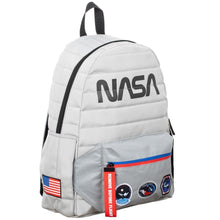 Load image into Gallery viewer, NASA Reflective Fanny Pack Backpack