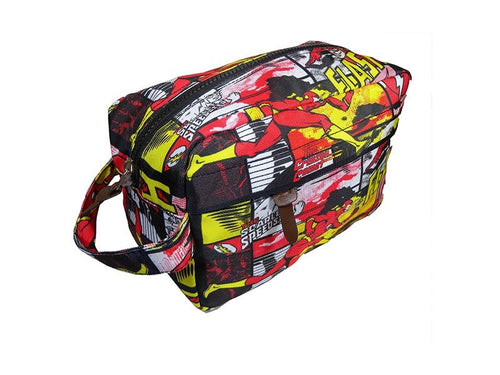 The Flash Wash Bag - Merch Rox