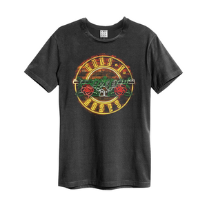Amplified Guns N Roses Neon Sign T-Shirt - Merch Rox