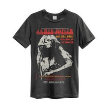 Load image into Gallery viewer, Amplified Janis Joplin Madison Square Gardens T-shirt - Merch Rox