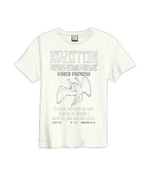 Amplified led Zeppelin The Song Remains The Same T-shirt - Merch Rox