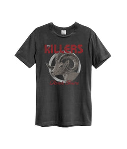 Amplified The Killers Sams Town Mens Crew T-shirt - Merch Rox