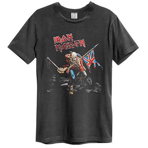 Amplified Iron Maiden 80 Tour T-Shirt - Merch Rox