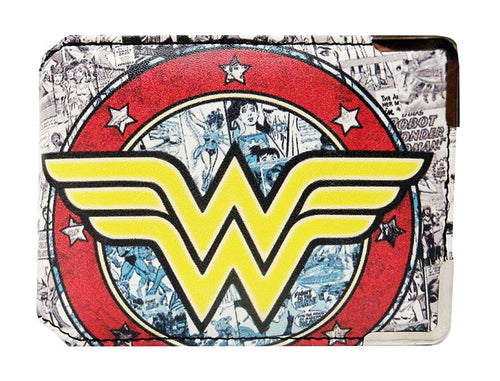 Wonder Woman Mini Purse - Merch Rox