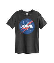 Load image into Gallery viewer, Amplified Bowie To the Moon T-shirt