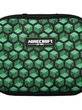 Load image into Gallery viewer, Minecraft Creepers Blocks Lunch Bag - Merch Rox