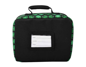 Minecraft Creepers Blocks Lunch Bag - Merch Rox