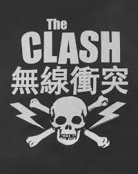 Amplified The Clash Bolt Vintage T-Shirt - Merch Rox