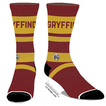 Load image into Gallery viewer, Harry Potter Gryffindor House Socks