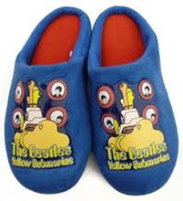 Load image into Gallery viewer, The Beatles Kids Yellow Submarine Mule Slippers-Boys N Girls - Merch Rocks