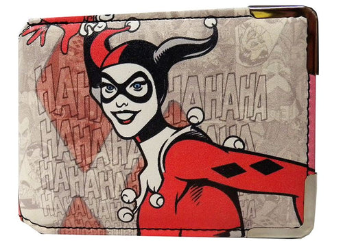 Harley Quinn Mini Purse / ID Holder - Merch Rox