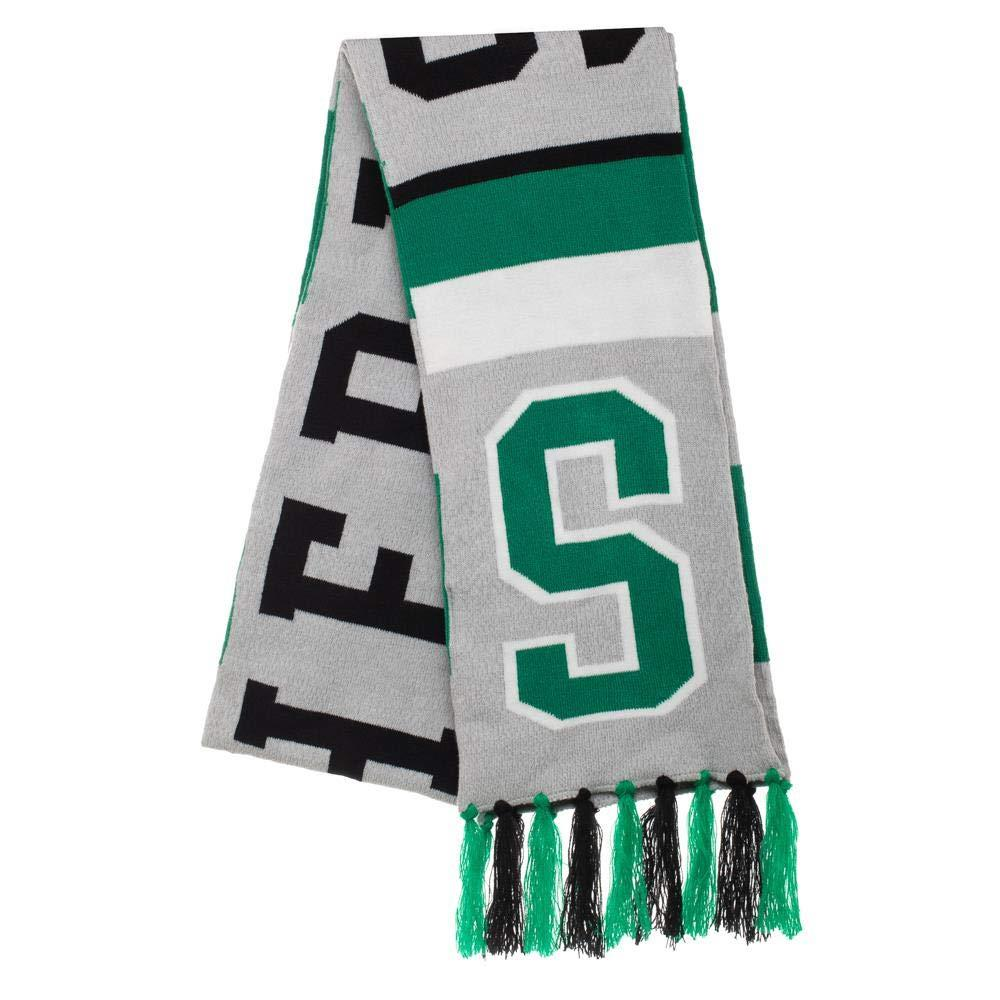 Harry Potter Slytherin Scarf With Tassels - Merch Rox