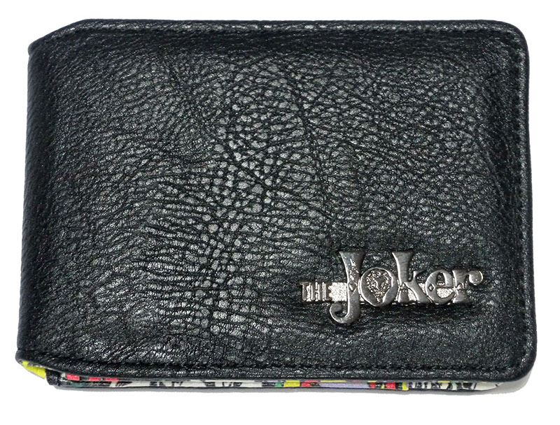 The Joker Mini Wallet / ID Holder - Merch Rox
