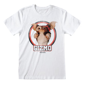 Gremlins Gizmo Distressed T-Shirt