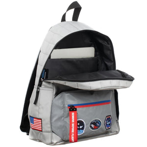 NASA Reflective Fanny Pack Backpack