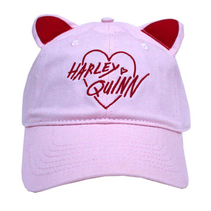 Harley Quinn Birds Of Prey Baseball Cap - Merch Rocks