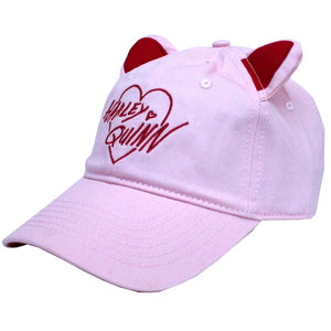 Harley Quinn Birds Of Prey Baseball Cap - Merch Rox