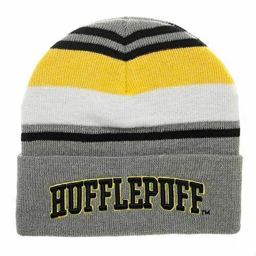Harry Potter Hufflepuff Beanie - Merch Rox
