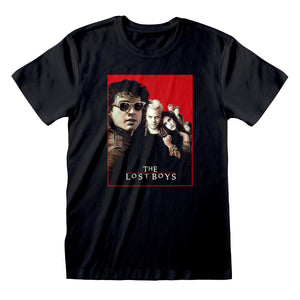 The Lost Boys Movie Poster T-Shirt