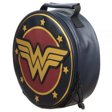 Load image into Gallery viewer, Wonder Woman Crest Lunch Box -DC Comics