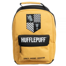 Load image into Gallery viewer, Harry Potter Hufflepuff Crest Lunch Box
