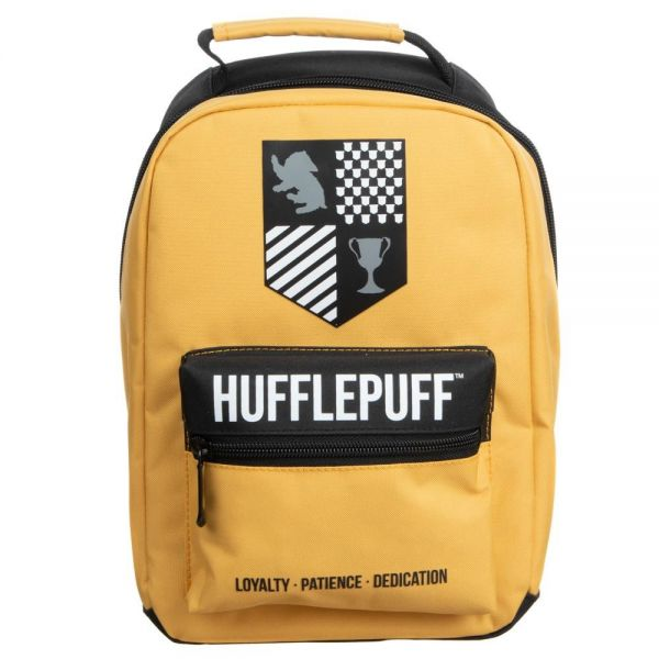 Harry Potter Hufflepuff Crest Lunch Box