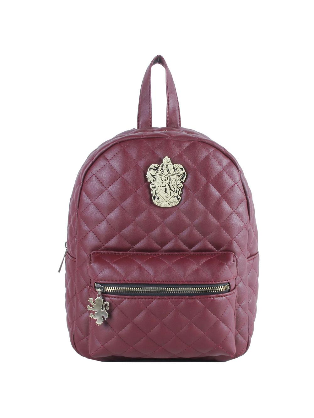 Harry Potter Gryffindor Crest Backpack - Merch Rox