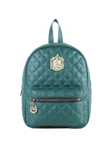 Harry Potter Backpack Slytherin Crest Backpack - Merch Rox