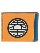 Load image into Gallery viewer, Dragon Ball Z Logo BiFold Wallet - Merch Rox