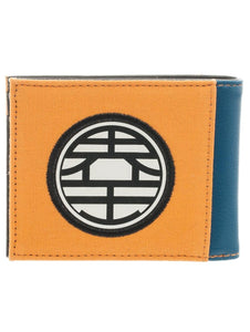 Dragon Ball Z Logo BiFold Wallet - Merch Rox