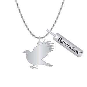 Harry Potter Dainty Ravenclaw Necklace