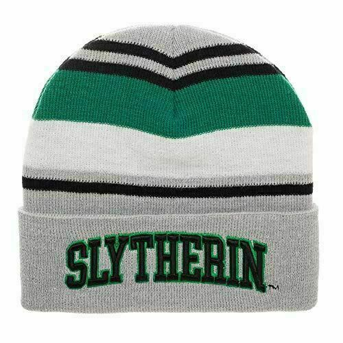 Harry Potter Slytherin Beanie - Merch Rox