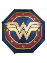 Load image into Gallery viewer, Wonder Woman Molded Umbrella - Merch Rox