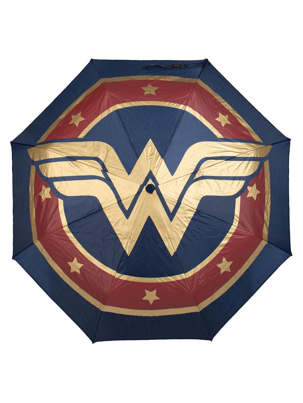 Wonder Woman Molded Umbrella - Merch Rox