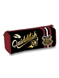 Harry Potter Quidditch Square Pencil Case - Merch Rox