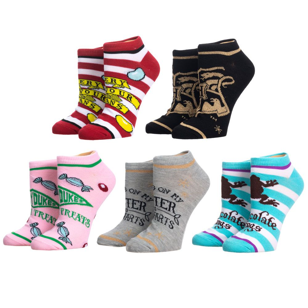 Harry Potter Dukes 5-pair Socks