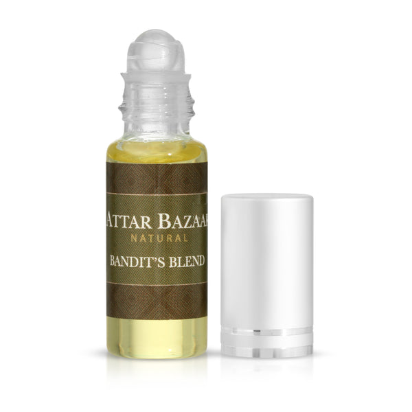 Bandit's Blend - Essential Oil Blend - 5ml Roll-on