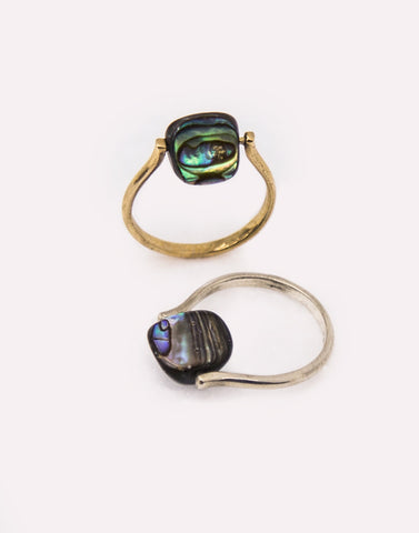 Cat Black Disco Sally Ring