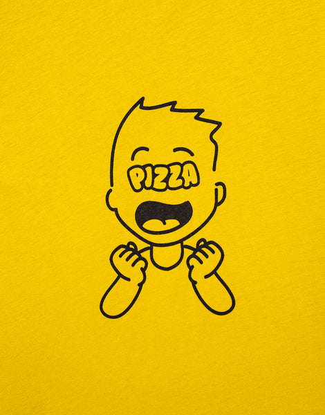 The Dreamer Pizza T-shirt