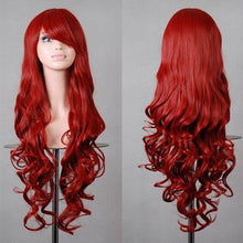 Load image into Gallery viewer, Long Colorful Loose Wave Cosplay Hair Wigs - xikeoo