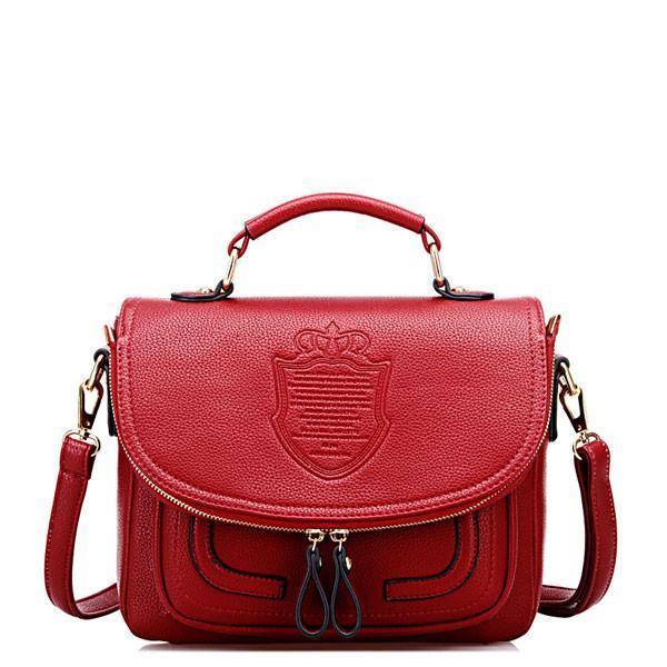 Unique Embossing Shoulder Bag Messenger Bag For Big Sale!- cutespree.com
