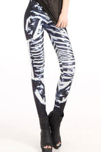 Load image into Gallery viewer, New Stretch Skeleton Printing Leggings - xikeoo