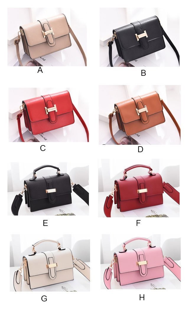 Elegant Ladies H Button Shoulder Bag For Big Sale!- cutespree.com