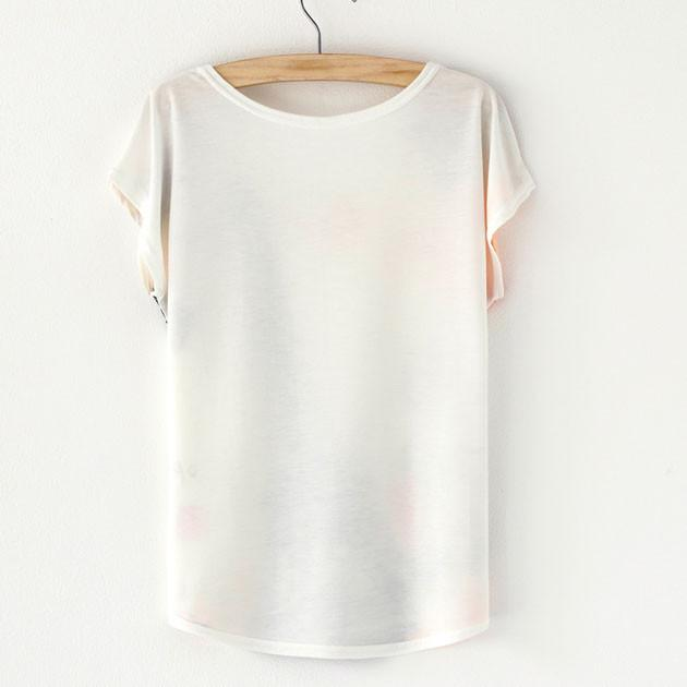 Fashion Dream Catcher Printed T-Shirt - cutespree