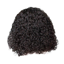 Load image into Gallery viewer, Fashion New Black African Middle Wig Curly Hair Wig