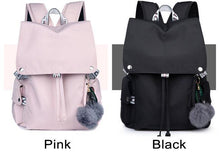 Load image into Gallery viewer, Fashion Waterproof Nylon Leisure Large Student Bag High School Backpacks