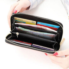 Load image into Gallery viewer, Cute Long Cat Wallet Purse Kitten Animal Clutch Bags For Big Sale!- xikeoo.com