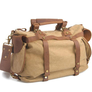 Large Capacity Leisure Traveling Shoulder Bag - xikeoo