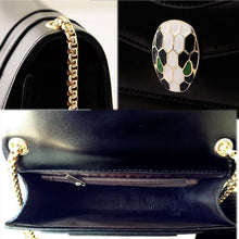 Load image into Gallery viewer, Classic Chain Snakeheads Fashion Shoulder Bag - xikeoo